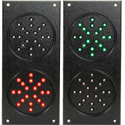 IRONguard Sure-Lite Exterior LED Dock Traffic Light 60-5411-U