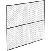Galvanized Construction Barrier, Barrier Panel Unit