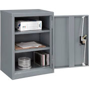 Paramount™ Wall Storage Cabinet Assembled 18x12x26 Gray