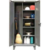 Strong Hold® Heavy Duty Maintenance Storage Cabinet 46-BC244 - 48x24x78