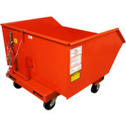 6 x 2 Phenolic Caster Kit for MECO 90 Series Self Dumping Hoppers