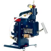 Wizard WIZ-Kid Model J Manual Air Powered Drum Deheader Steel Cutting Wheel 3931