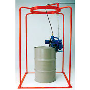 Wizard® Drum Deheading Tower 3150/3152 for Air Operated Units