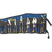 IRWIN VISE-GRIP® 1802537 7 PC. Plier Set (Long Nose, Diag., Tongue & Groove, Linesman, Locking)