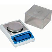 "Brecknell MBS Series Dietary Digital Scale 600g x 0.01g 4-5/8"" Diameter Platform"