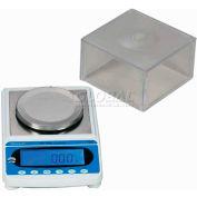 "Brecknell MBS Series Dietary Digital Scale 300g x 0.005g 4-5/8"" Diameter Platform"