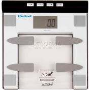 Brecknell BFS-150 Body Fat/Bathroom Scale Selectable Capacity 330/396lb x 0.1lb