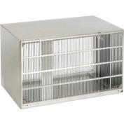 GE Sleeve for Through the Wall Air Conditioner RAB46A Galvanized Steel
