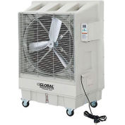 "30"" Evaporative Cooler  - Direct Drive - 3 Speed - 15.8 Gal. Cap. - 120V"