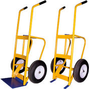 Vestil Multi-Purpose Drum & Hand Truck DCHT-1 Pneumatic Wheels 500 Lb.