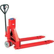 External Charger 186002 with Batteries for Intercomp® PW800™ Pallet Jack Scale Trucks