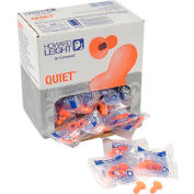 Howard Leight™ By Honeywell QD1 Quiet Multiple Use Uncorded Earplug, 100/Box