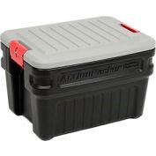 Rubbermaid 1172 ActionPacker Lockable Storage Box 24 Gallon