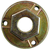 """Lau 1/2"""" Bore Interchangeable Hub for 3-Blade and 4-Blade Propellers"""