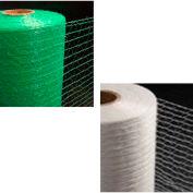 """Western Plastics Netting, 1000' L x 20"""" W, Clear - Pkg Qty 4"""