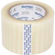 Shurtape® Carton Sealing Tape HP200 72mm x 100m 1.9 Mil Clear - Pkg Qty 24