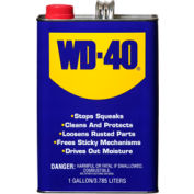 WD-40® Gallon Can - Case Of 4 Cans 10110