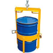 Vestil Overhead Drum Lifter DRUM-LUG for 30 & 55 Gallon Drums