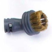 Nylon Brush (Small/Brass Bristles) For Mr-100 Steam Cleaner - Pkg Qty 2