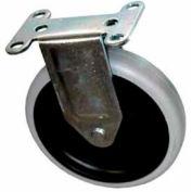 "Replacement 5"" Rigid Caster 4501-L1 for Rubbermaid® Plastic Service Carts"