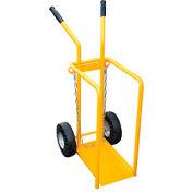 Vestil Economical Welding Cylinder Cart CYHT-1 1 Cylinder Capacity
