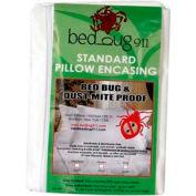 Bed Bug 911 Standard Allergen & Bed Bug Proof Pillow Cover - Standard STD-SPL2