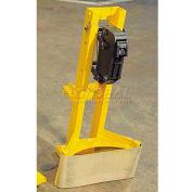 Eagle Grip™ 3 Series Carriage Mount 1 Drum Attachment EG3SCM-CM 1500 Lb.