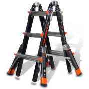 Little Giant® 7'-15' Conquest Multi-Use Ladder - 15144