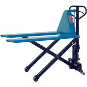 Vestil Portable Manual High-Riser Skid Lifter L-220-HD 20x43 3000 Lb. Cap.