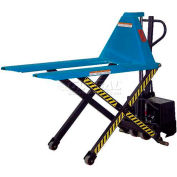 Vestil Portable 12V DC Powered High-Riser Skid Lifter L-220-DC-HD 20x45 3000 Lb.