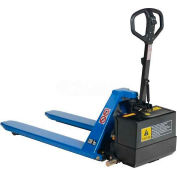 Vestil Portable 12V DC Powered High-Riser Skid Lifter L-270-DC-HD 27x45 3000 Lb.