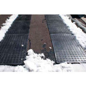 "Hotflake™ Outdoor Heated Anti-Slip Walkway Mat-32"" X 56"" 240v"