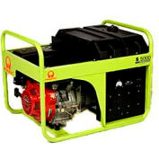 Pramac S5000DLX, 4100 Watts, Portable Generator, Gasoline, Recoil Start, 120/240V