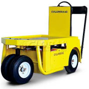 Columbia ParCar® Stock Chaser IS12 4 Wheel 24V Narrow Aisle Burden Carrier