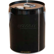Vestil UN Rated 5 Gal Closed Head Steel Pail PAIL-STL-C5-UN100 - Rust Inhibitor