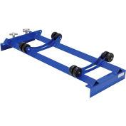 Vestil PRDC-42-R Pallet Rack Drum Cradle - With Rollers