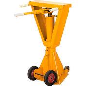 Wesco® Trailer Stabilizing Jack 272956 50,000 Lb. Lift & 100,000 Lb. Static