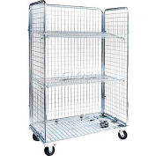 Nashville Wire RC11 Cargo Cart Open Front 48 x 24 x 70