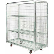 Nashville Wire RC2 Cargo Cart Open Front 63 x 28-1/2 x 72