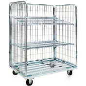 Optional Adjustable Height & Angle Shelf for RC4 Nashville Wire Cart