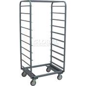 Jamco Steel Tray Truck UT233 24 x 33 x 69 with 10 Tray Capacity
