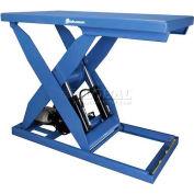 Bishamon® OPTIMUS Lift5K Power Scissor Lift Table 56x32 5000 Lb. Cap. Foot Control L5K-3256