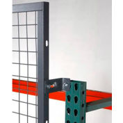 WireCrafters Secure Pallet Rack Enclosures -