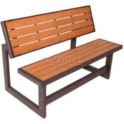 Lifetime® Faux Wood Convertible Bench/Table