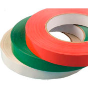 "Tach-It® 34-180 Bag Sealing Tape, 3/4"" x 180 Yd. Roll, Red, 12 Pack"