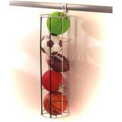 Rubbermaid 5E16 FastTrack Garage Vertical Ball Rack 1784462, Price Each