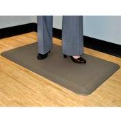 "NewLife™ Eco-Pro Anti Fatigue Mat, 24""x36"", Taupe"