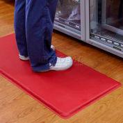 "GelPro® Anti-Fatigue Medical Mat, 18""x24"", Red"
