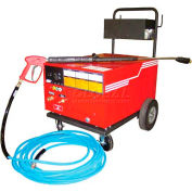 Electric Pressure Washer, 2500 PSI, 50' Cable, 230V/460V. 3 PH, 10HP