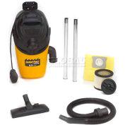Shop-Vac® Back Pack 6 Quart 6.5 Peak HP Vacuum